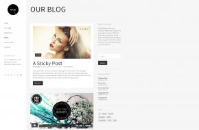Blog Landing